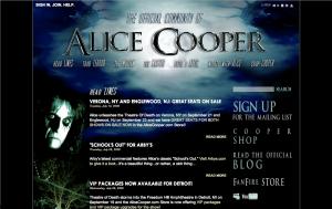 AliceCooper.com